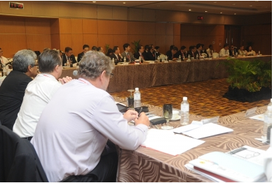 99th Meeting of REAAA Governing Council