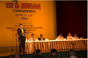 12TH REAAA CONFERENCE