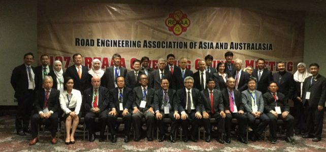 The 107th Meeting of REAAA Governing Council
